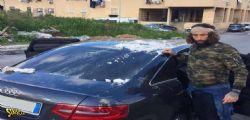 Striscia la Notizia : Spari contro Vittorio Brumotti a Palermo