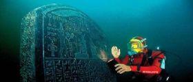 Scoperta sui fondali marini in Egitto : Riemerge un