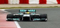 Gp Ungheria : Pole di Lewis Hamilton
