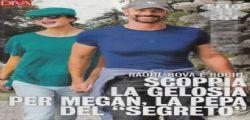 Raul Bova e Rocío Muñoz Morales aspettano una bimba