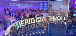 Pomeriggio 5 Cinque | Video Mediaset Diretta Web Streaming | Puntata Oggi 15 Settembre