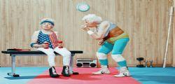 I giovani sognano un lavoro, gli anziani .. sognano la pensione