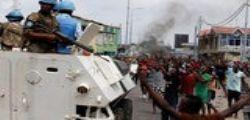 Congo : a Kinshasa almeno 20 morti in scontri con la polizia