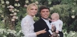 Matrimonio tra Ferragni e Fedez : La mega festa e il menù  che fa discutere