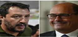 Sondaggi elettorali : continua il calo della Lega, il Pd si riavvicina, sale M5S