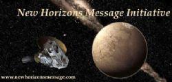New Horizons: il tuo nome e messaggio nello spazio