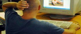 Pedopornografia online : Operazione della polizia postale con Fbi
