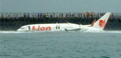 Aereo  Lion Air caduto Indonesia : trovati 10 corpi