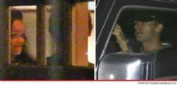 Rihanna e Chris Martin dei Coldplay insieme a cena : Nuova love story in vista?