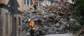 Maltempo in Germania, inondazioni durante la notte : 4 morti e molti danni