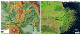 Marte: un antico delta e un vasto oceano di miliardi di anni fa