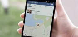 Nearby Friend : Facebook avviserà se ci sono Amici nei dintorni