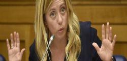 Giorgia Meloni minacciata di morte su Facebook