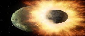 Le discusse origini della Luna : più giovane del previsto