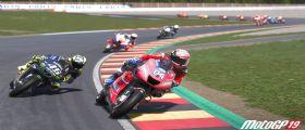 MotoGP 19: svelate le modalità Multiplayer
