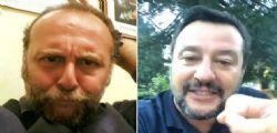 Ti spari! Dal giornalista Rai il post choc contro Matteo Salvini