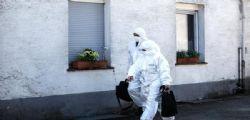 Genova : uccide il padre e si getta dal balcone