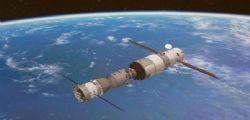 La Stazione spaziale cinese è caduta nel Pacifico