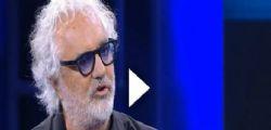 Milionari senza fare un ca....! Flavio Briatore contro Chiara Ferragni - Video