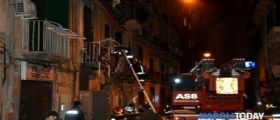 Napoli, forte esplosione in centro in via Basile : Tanta paura e alcuni feriti