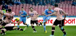 Napoli Palermo Streaming | Serie A Live Diretta Partita 24 Settembre 2014