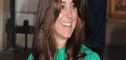 Kate Middleton sta male : gravidanza a rischio?