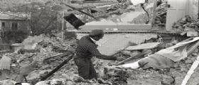 Irpinia-Basilicata : 35esimo anniversario del terremoto magnitudo 6.9