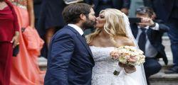 Si è sposata... Dopo 16 anni di fidanzamento Eleonora Daniele ha detto Sì!