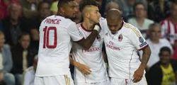 Milan-PSV Eindhoven Diretta tv Streaming e Online Gratis Serie A