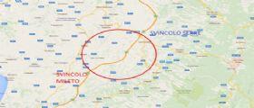 Autostrada A3 Salerno-Reggio Calabria : Sotto sequestro una galleria per difetti strutturali