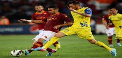 Roma-Chievo Diretta tv Streaming e Online Gratis Serie A