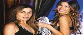 Lory del Santo e Aida Yespica in THE NIGHT CLUB - OSARE PER CREDERE (Video)