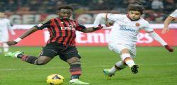 Posticipo Serie A : Pari spettacolo tra Milan e Roma