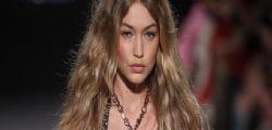 La modella Gigi Hadid : Sono solo malata