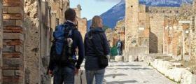 Sciopero agli scavi di Pompei : turisti adirati per la beffa.