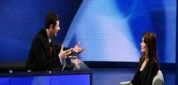 Carla Bruni  a Fabio Fazio: Non mi reputo particolarmente intelligente, ma nella vita ho fatto di tutto