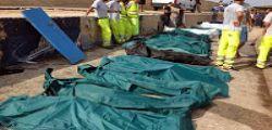 Lampedusa : altri profughi morti nel mare di Sicilia