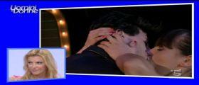 Uomini e Donne Video Andrea e Claudia: il bacio