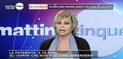 Carmen Russo: Mamma a 53 anni? Lo rifarei, ma meglio da giovani
