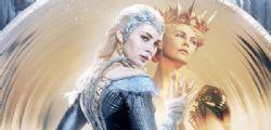 Il Cacciatore e la Regina di Ghiaccio vince il weekend : Box-Office Italia