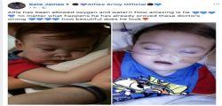 Speranza per il piccolo Alfie Evans : hanno riattaccato ossigeno e acqua, i medici sbagliavano