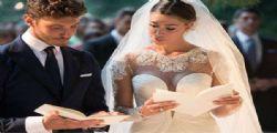 Oh mamma! Ecco lo scatto inedito del matrimonio tra Belen Rodriguez e Stefano De Martino