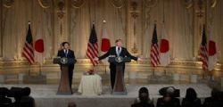 Corea del Nord Stati Uniti : Donald Trump verso Kim Jong Un