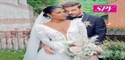 Le foto delle nozze da favola di Georgette Polizzi e Davide Tresse
