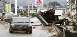 Giappone, il tifone Hagibis ha causato 42 morti