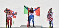 Pyeongchang 2018 : Sofia Goggia oro olimpico in discesa