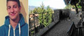 Roma : Il 18enne Stefano Salvatori precipita dalla balconata dei giardinetti pubblici