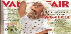 Martina Stella Super Sexy su Vanity Fair