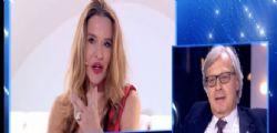 Vittorio Sgarbi : Sesso a tre con Eva Robin
