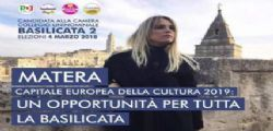 Elezioni 2018 : Francesca Barra dimentica l